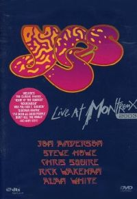Cover Yes - Live At Montreux 2003 [DVD]